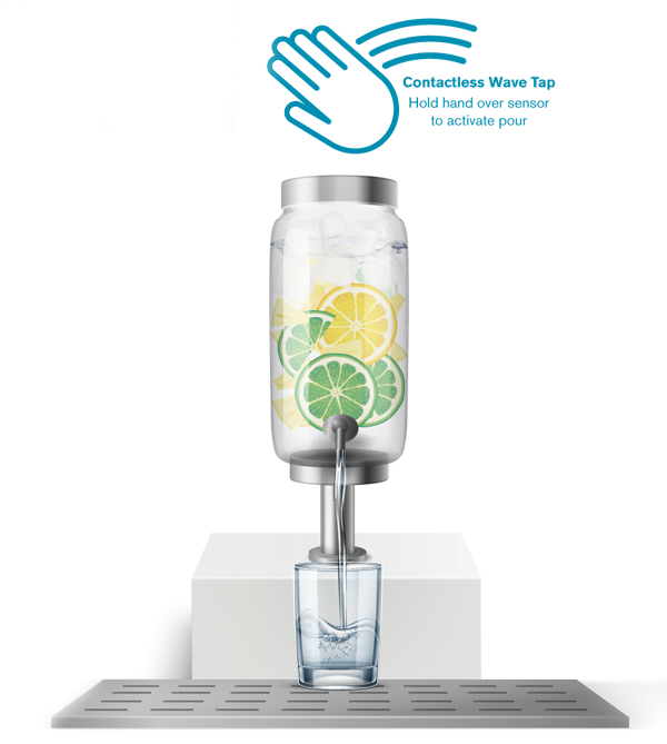 Contactless Infuser System